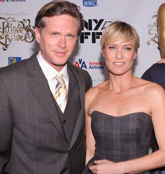 Cary Elwes and Robin Wright celebrated the 25th anniversary screening and cast…