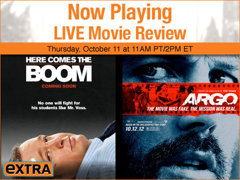 Watch This Week's Live Movie Review