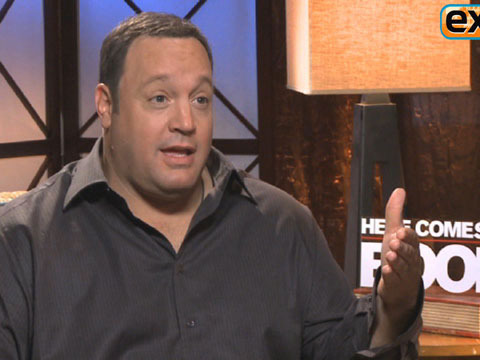 Kevin James and Henry Winkler Talk 'Here Comes the Boom'