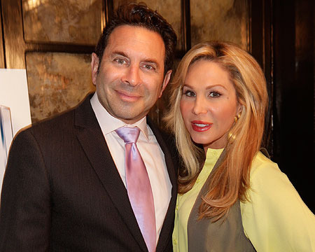 Pics Surface of Adrienne Maloof's Beaten Body, Paul Nassif Denies…
