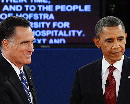 Obama vs. Romney, Round 2: 'Binders Full of Women' Starts Internet Craze
