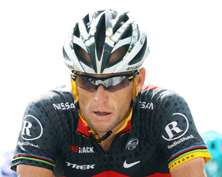 Doping Scandal: Arnold Schwarzenegger's Advice for Lance Armstrong