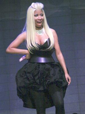 Nicki Minaj Strategica...
