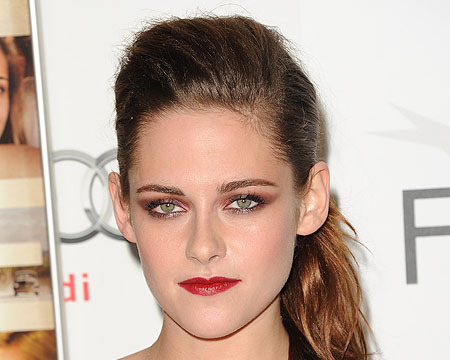Kristen Stewart on Breakups: Guys Aren't Always to Blame