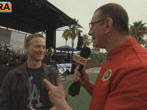 Gary Sinise's Lt. Dan Band Rocks Out for the Troops