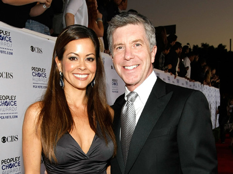 Brooke Burke's Cancer Battle: Tom Bergeron Offers 'Love and Support'
