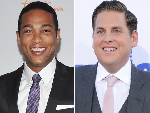 Don Lemon and Jonah Hill Feud Over 'Wet Handshake'