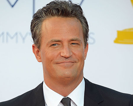 Matthew Perry Talks Being Back on TV