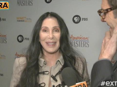 Rare Cher Interview: Recalls Romance with David Geffen