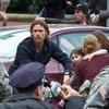 Brad Pitt Back on the Set of 'World War Z'