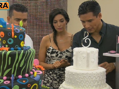 mario lopez wedding cake boss countdown to mario amp s wedding the cake 17151