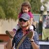Judge Rules Gabriel Aubrey Can See Daughter Nahla