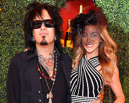 Motley Crue Rocker Nikki Sixx Is Engaged