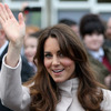Kate Middleton Shows Off New Bangs
