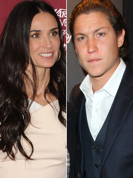 Demi Moore Dating Younger Man, Son of Famous Director ...