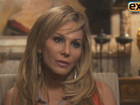 Adrienne Maloof Opens Up to 'Extra' About Divorce