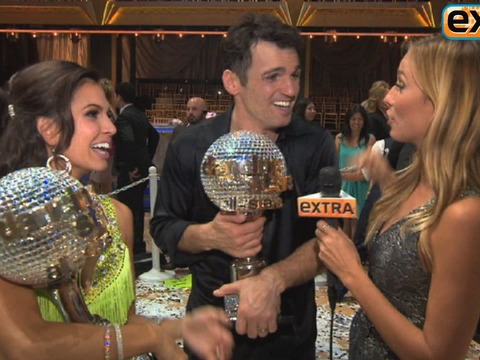 Tony Dovolani on 'DWTS' Win: 'I'm Still in Shock'