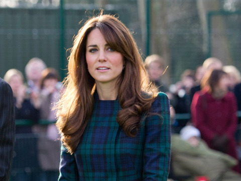 Is Kate Middleton Expecting Twins?