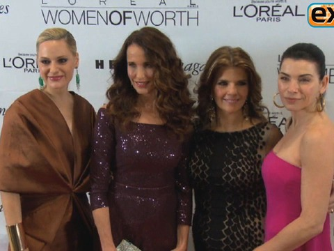 Beautiful and Giving Back at L'Oreal's Women of Worth Event