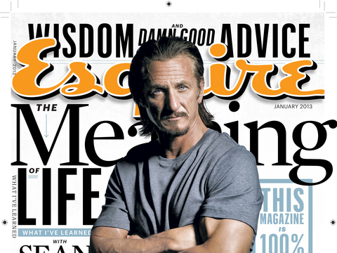 Sean Penn on Love, Divorce and 'Fraud'