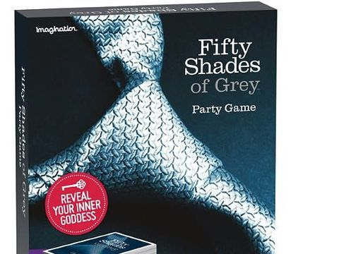 The 'Fifty Shades of Grey' Game and Other Great Holiday Gift Ideas