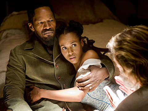 Jamie Foxx Calls 'Django Unchained' a 'History Lesson'