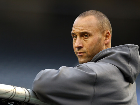 Derek Jeter Offers Condolences to Victoria Soto's Family