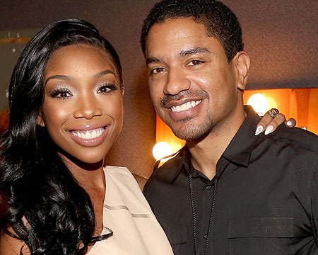 Brandy Rings in New Year by Getting Engaged!