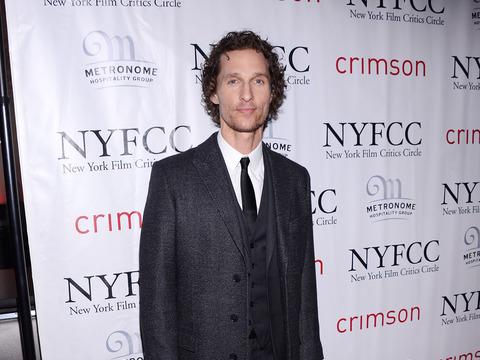 Matthew McConaughey Talks Weight Gain: 'Cheeseburger, Baby!'