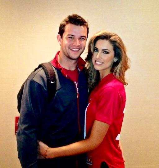 A.J. McCarrons Wife Wasnt Happy about the Cameras in the