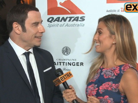 John Travolta Says John Gotti Biopic Back On!