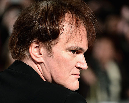 Video! Quentin Tarantino Gets Irate Over Violence Question