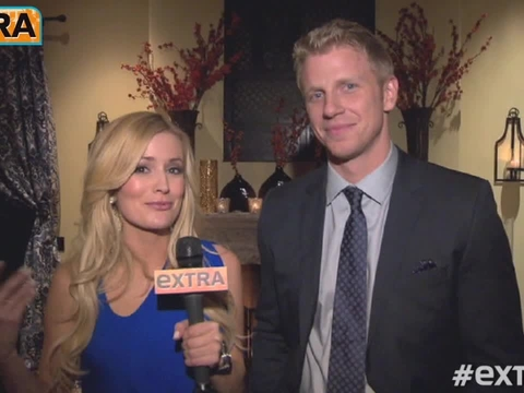 Emily Maynard Face to Face with 'Bachelor' Sean Lowe