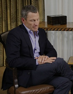 Lance Armstrong Interview, Part 2: 'I Deserve' to Compete Again