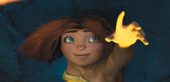 'The Croods': Meet the 'Real' First Family!