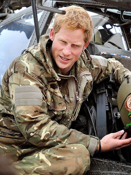 It was too much Army and not enough Prince - Harry