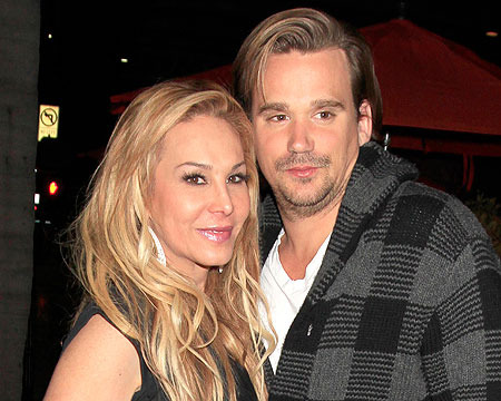 Is Adrienne Maloof Dating The Younger Sean Stewart