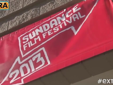 'Extra' at Sundance: Mariel Hemingway's 'Crazy,' Alex Skarsgard Goes…