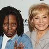 Whoopi Goldberg Updates 'View' Audience on Barbara Walters' Health