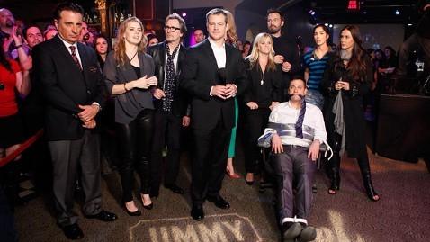 Matt Damon 'Kidnaps' Jimmy Kimmel, Takes Over Show!