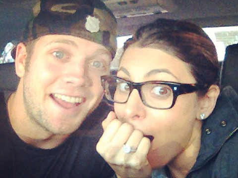 Jamie-Lynn Sigler Engaged to Baseball Star Cutter Dykstra