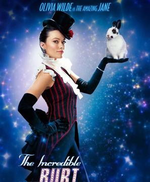Pic! Olivia Wilde Works Magic in 'The Incredible Burt Wonderstone'