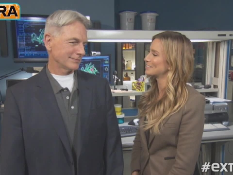 Video! Meet the Newest – and Cutest – Member of the 'NCIS' Family