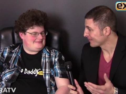 Jesse Heiman Wants to Kiss Candice Michelle in GoDaddy Sequel