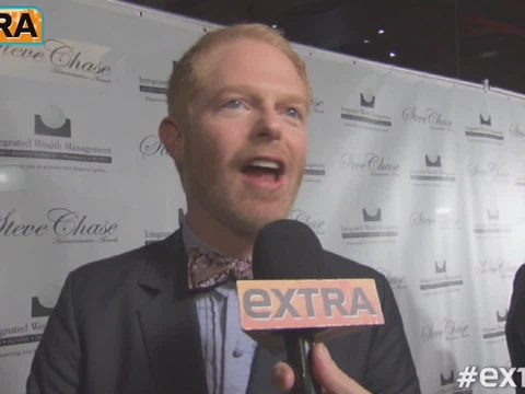 'Extra' Raw! At the Steve Chase Humanitarian Awards