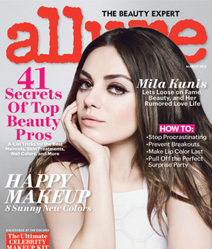 Mila Kunis: 'I Feel Sexiest Fresh Out of the Shower'