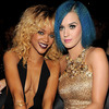 Katy Perry Doesn't Approve of Rihanna's Reconciliation with Chris Brown
