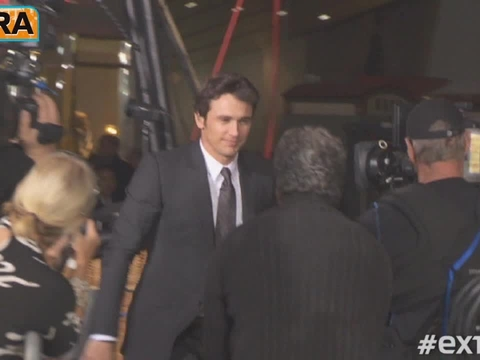"'Extra"" is Off to See James Franco and Mila Kunis at the 'Oz' Premiere"