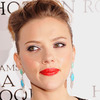 Is Scarlett Johansson Showing Off an Engagement Ring?