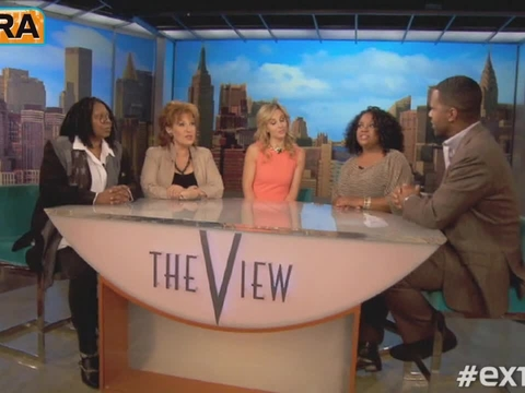 'The View' Women on Barbara Walters' Return and More Hot Topics